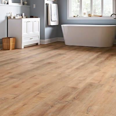 Fresh Oak 8.7 in. W x 47.6 in. L Click-Lock Luxury Vinyl Plank Flooring (56 cases/1123.36 sq. ft./pallet)