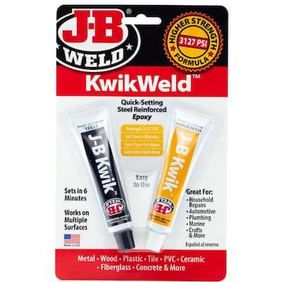 Two 1 oz. Twin Tube Kwikweld