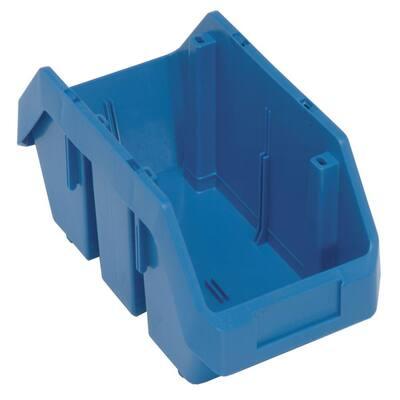 Quickpick 7.2 Qt. Storage Tote in Blue (20-Pack)