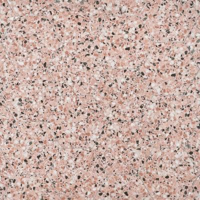 Malati Rose 12.5 in. x 14.5 in. Matte Porcelain Hexagon Floor and Wall Tile (10.51 sq. ft./Case)