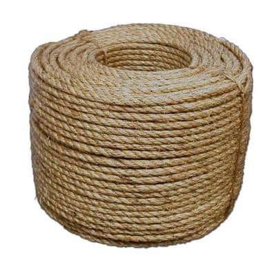 3/4 in. x 600 ft. Manila Rope