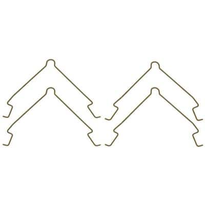 Disc Brake Pad Drag Reduction Clip