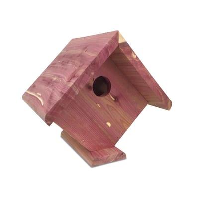 Cedar Wren House