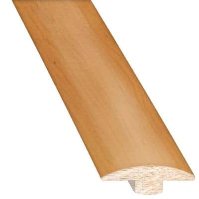 Vintage Maple Natural 5/8 in. Thick x 2 in. Wide x 78 in. Length Hardwood T-Molding