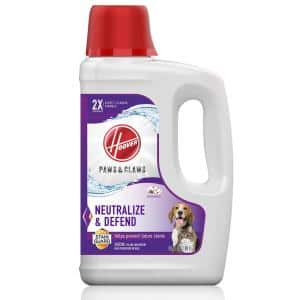 64 oz. Paws and Claws Pet Carpet Cleaner Solution with Stainguard
