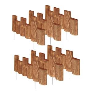 18 in. Half Log Edging (6-Pack)