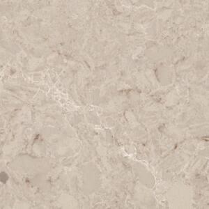 Vista 22 in. Quartz Side Splash in Nova Mist