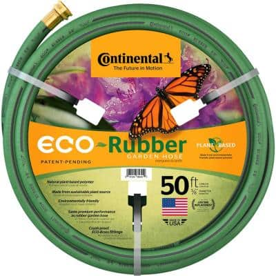 Continental ECO Rubber 5/8 in. x 50 ft. Garden Hose