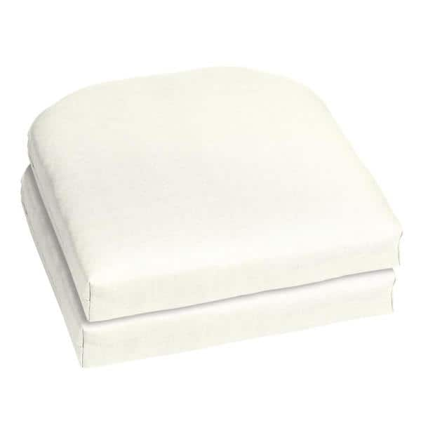 Home Decorators Collection 18 X, White Outdoor Furniture Cushions