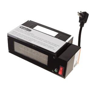 4.5 in. W x 8.5 in. L Heater Attachment for Industrial Portable Fan Blower