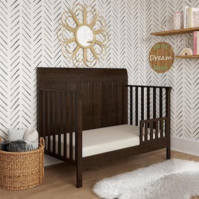 Kace Toddler Guardrail Timber Kids Nursery Furniture