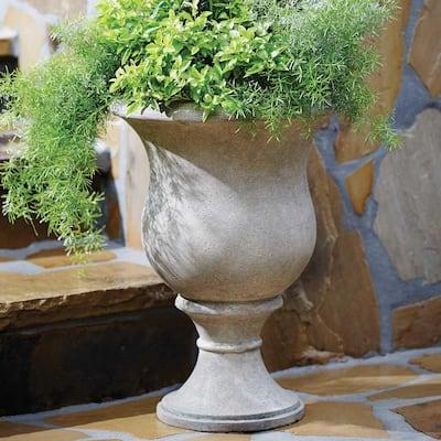 21.25 in. H Granite Stone Classic Urn