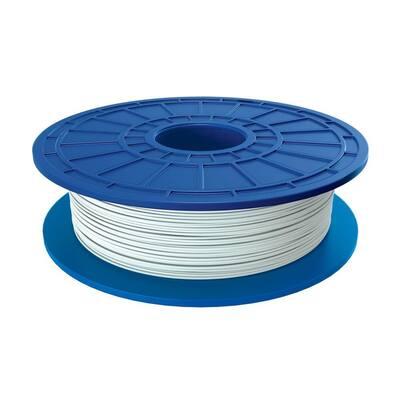 White ½ KG PLA Filament for Idea Builder 3D Printer
