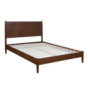 Landon Mahogany Full/Queen Bed