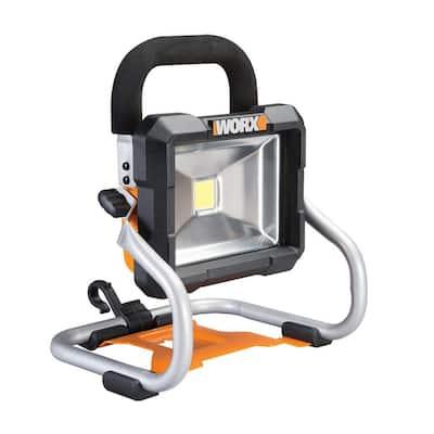 POWER SHARE 20-Volt Li-Ion Work Light (Bare Tool Only)