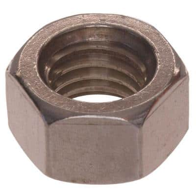 """Stainless Hex Nut (1/4""""-20)"""