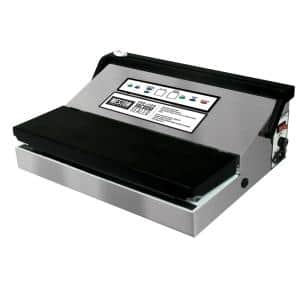 Pro-1100 Stainless Steel Food Vacuum Sealer with Bag Cutter