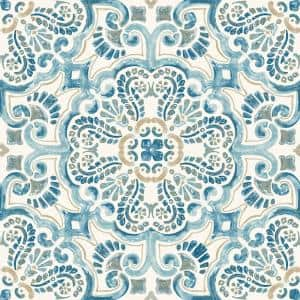 Fontaine Peel and Stick Floor Tiles 12 in. x 12 in. (20 Tiles, 20 sq. ft.)