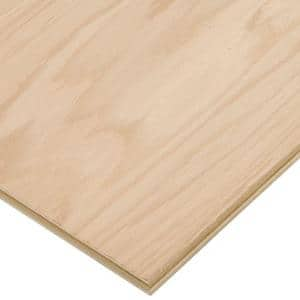 3/4 in. x 2 ft. x 2 ft. PureBond Red Oak Plywood Project Panel (Free Custom Cut Available)