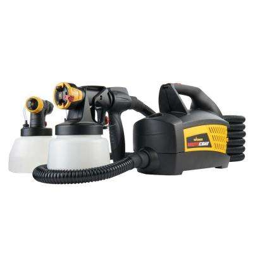 MotoCoat Specialty Coatings HVLP Stationary Sprayer