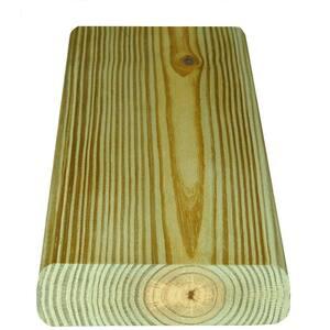 5/4 in. x 6 in. x 8 ft. Standard Pressure-Treated Lumber