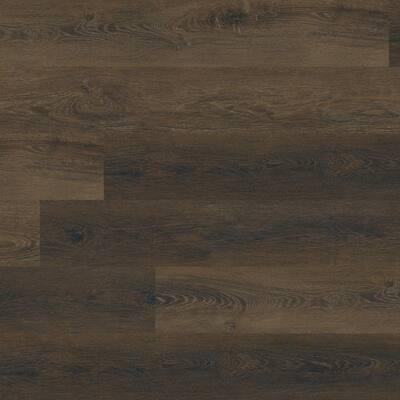Woodland Aged Walnut 7 in. x 48 in. Rigid Core Luxury Vinyl Plank Flooring (23.8 sq. ft. / case)