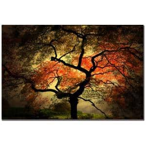 30 in. x 47 in. Japanese Canvas Art