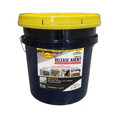 3.5 Gal. Water Based Industrial Concrete Release and Anti-Corrosion Coating Concentrate