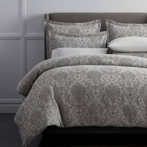 Mountbatten Multicolored Graphic Cotton Blend Twin Duvet Cover