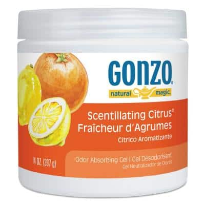 14 oz. Scentillating Citrus Odor Absorbing Gel