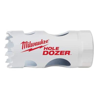 1 in. Hole Dozer Bi-Metal Hole Saw