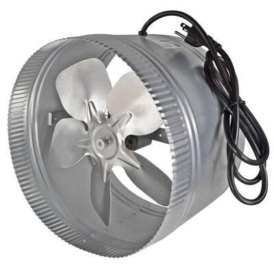 12 in. Corded In-Line Duct Fan