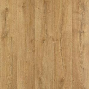 Outlast+ 7.48 in. W Marigold Oak Waterproof Laminate Wood Flooring (19.63 sq. ft./case)