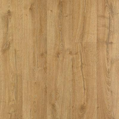 Outlast+ 7.48 in. W Marigold Oak Waterproof Laminate Wood Flooring (549.64 sq. ft./pallet)