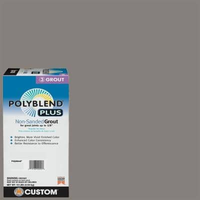Polyblend Plus #335 Winter Gray 10 lb. Non-Sanded Grout