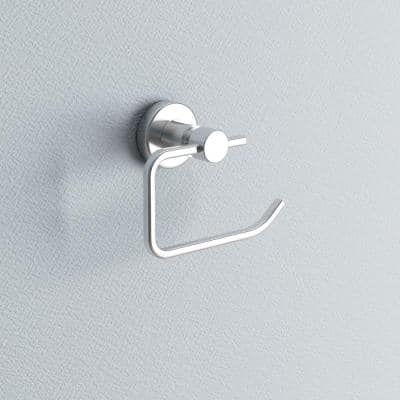 Loxx Toilet Paper Holder-Single Post in Chrome