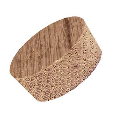 1/2 in. Dia Unfinished Red Oak Plugs (4-Pack)