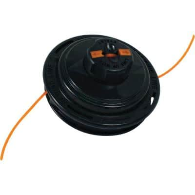 M8 x 1.25 LH Bump and Feed Trimmer Head