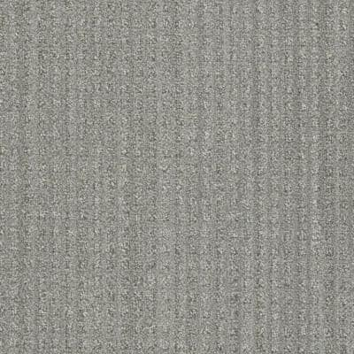 Dovetail - Color Jig Pattern Gray Carpet