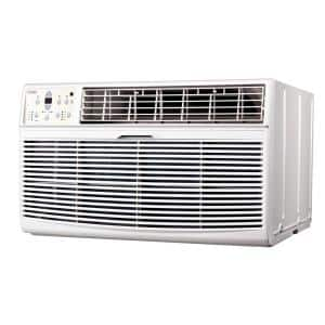 8,000 BTU 115-Volt Through-the-Wall Air Conditioner with Heat and Remote