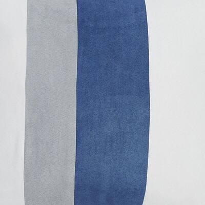 Newport Stripe Microsuede Comforter Set