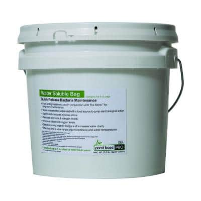 Quick Release Bacteria Bio-Maintenance with Water Soluble Bag