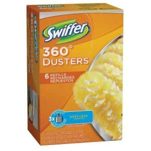 360 Degree Dusters Unscented Disposable Refills (6-Pack)