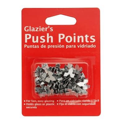 Window Glazing Points (60-Pack)