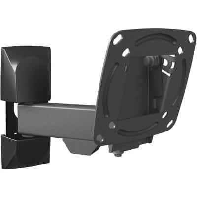Barkan 13 in to 29 in Full Motion - 3 Movement Flat / Curved TV & Monitor Wall Mount, up to 33 lbs