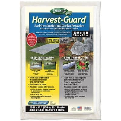 10 ft. x 15 ft. Dalen Products Protective Yard and Garden Cover