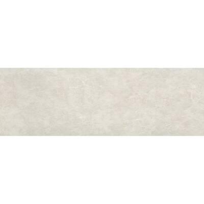 Havana White 2.99 in. x 12.28 in. Matte Ceramic Single Bullnose Tile