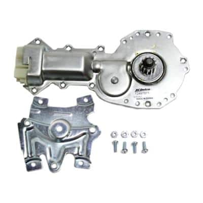 Power Window Motor - Rear
