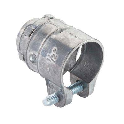 3/4 in. Flexible Metal Conduit (FMC) Connector (3-Pack)