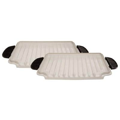 Evolve Ceramic Grill Plates
